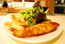 Venerdì specialità pesce